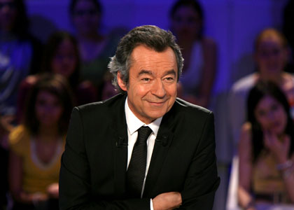 Le Grand journal et Michel Denisot accueillent U2