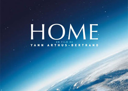 Affiche du film/reportage/documentaire, Home de Yann Arthus Bertrand