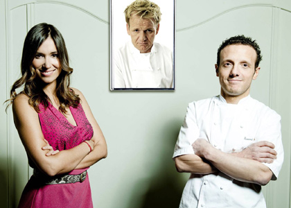 Gordon Ramsay ne sera pas le Top Chef de W9
