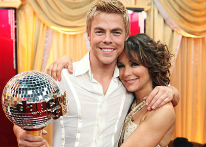 Jennifer Grey remporte Dancing with the stars