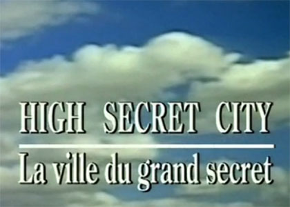 High secret city, la ville du grand secret