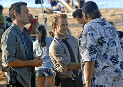 Les 4 épisodes d'Hawaii 5-0 assurent l'audience sur M6