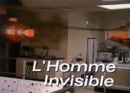 L'Homme invisible (1975)