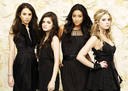 Les inédits de Pretty Little Liars reviennent sur Orange ciné happy