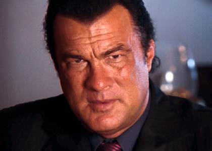 Steven Seagal Pic Of The Day.   Page 108   Unofficial ...