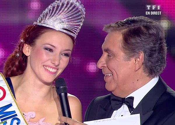 Election de Miss France 2012