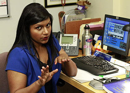 Mindy Kaling quitte The Office pour devenir la Bridget Jones de FOX