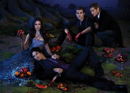 The Vampire diaries : un succès en DVD et Blu-ray