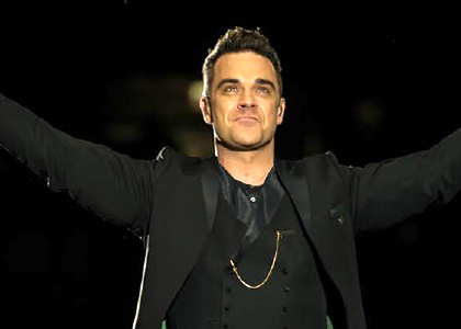 Robbie Williams en concert en France pour une date unique