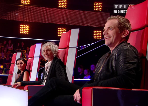 The Voice leader mais en baisse face à la Coupe de la Ligue