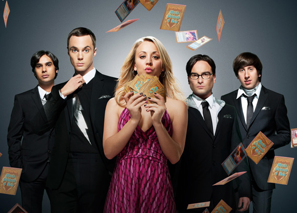 The Big bang theory tente une nouvelle percée en France