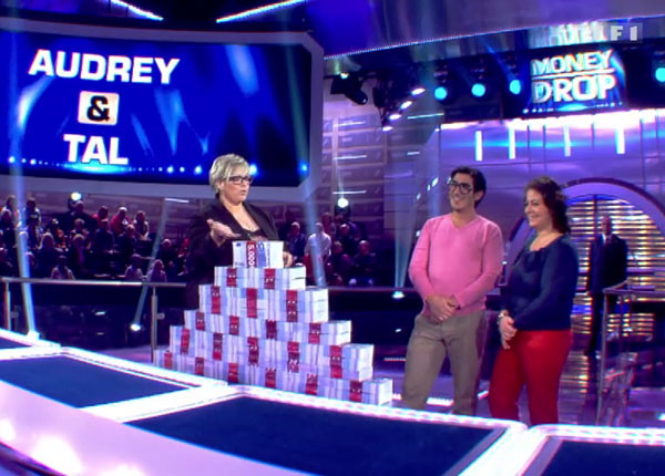 Money drop, un access en forme pour TF1