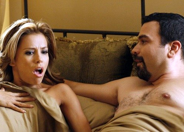 Desperate Housewives : Eva Longoria (Gabrielle) retrouve Ricardo Chavira (Carlos)