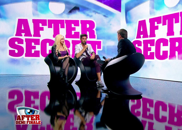 Secret story : l'after avec Julien et Florine suivi