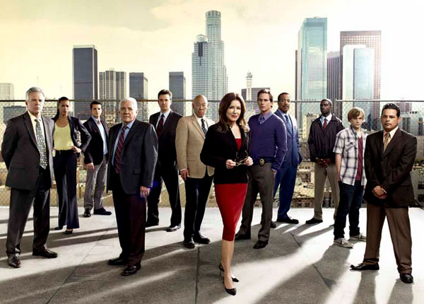 Revolution, Arrow, Golden boy, Major crimes et Following pour la saison 2013 / 2014 de TF1