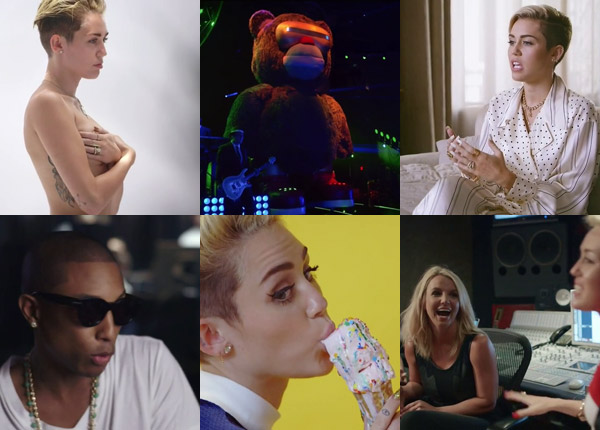 Miley The Movement : l'audience du documentaire de MTV