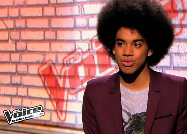 The Voice : Gwendal Marimoutou, un ancien de la France a un incroyable talent