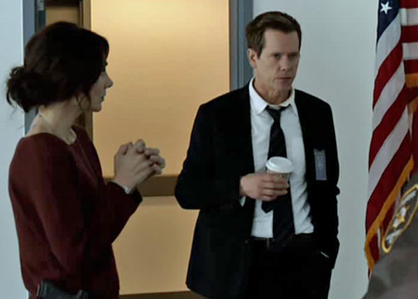 The Following : Kevin Bacon fait ses adieux sur TF1
