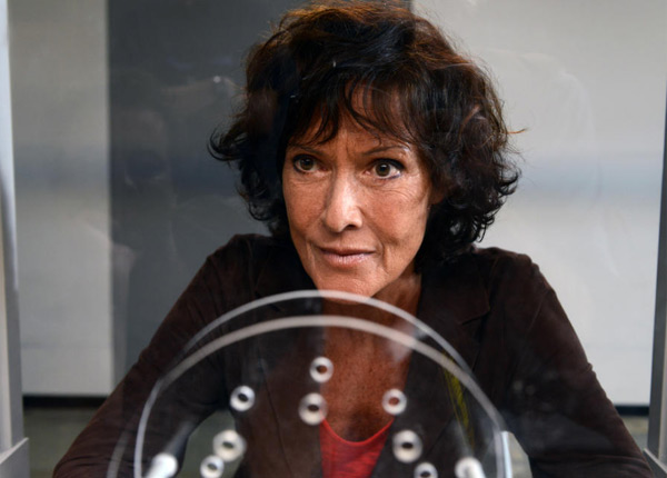 Chrystelle Labaude (Section de recherches) : « On m'a gentiment demandé de rester »