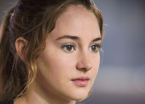 Shailene Woodley : « Je n'étais pas en accord avec ce que prêchait The Secret Life of the American Teenager »