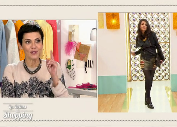 Reine du shopping speed dating nathalie