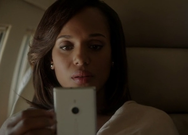 Scandal : record d'audience pour le final de la saison 3