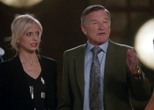 CBS annule The Crazy ones, la comédie avec Robin Williams et Sarah Michelle Gellar