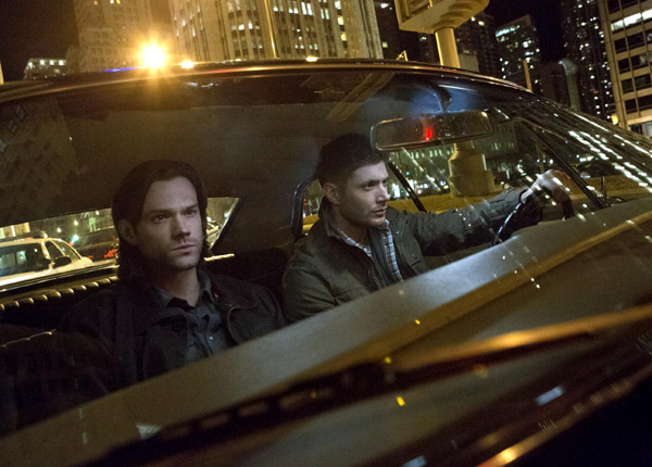 Supernatural : The CW n'abandonne pas le projet d'un spin-off