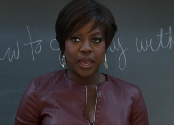 How to get away with murder, une leçon de criminologie supervisée par Shonda Rhimes