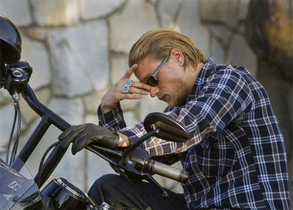 Sons of Anarchy : un record historique pour le final de la série