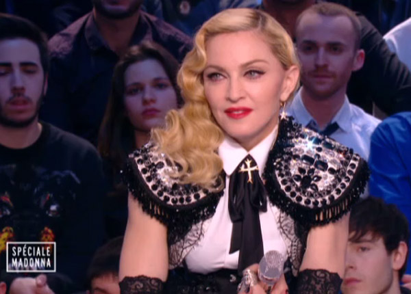 Le Grand journal : quelle audience pour Madonna sur Canal+ ?