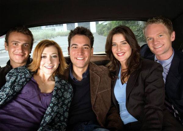 How I met your mother s'installe au quotidien à 17 heures sur D8
