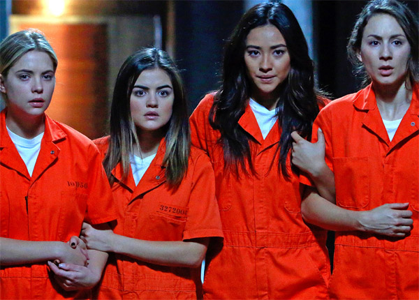 Pretty Little Liars : record d'audience pour le final de la saison 5 et la révélation de « A »