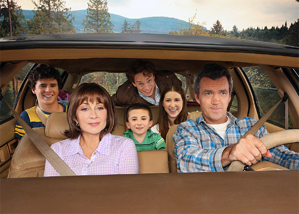 The Middle rejoint The Big Bang Theory sur NRJ12 pour un bloc sitcom de 6 heures