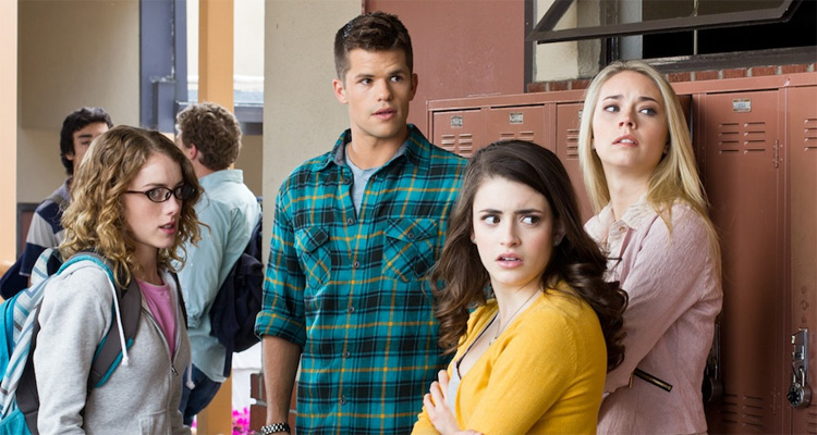 le pacte des tricheuses tf1 max carver desperate housewives teen wolf pris au pi ge. Black Bedroom Furniture Sets. Home Design Ideas