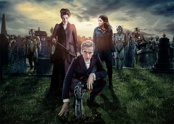 Doctor Who : record d'audience pour le final de la saison 8 sur France 4