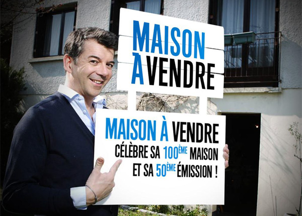 maison vendre un anniversaire f t sur m6 avec st phane plaza et emmanuelle rivassoux. Black Bedroom Furniture Sets. Home Design Ideas