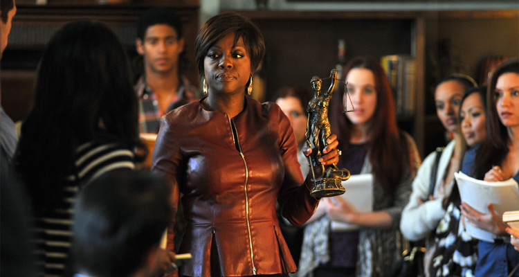 How to Get Away With Murder : six épisodes inédits pour le lancement sur M6