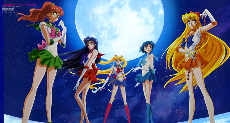 Sailor Moon Crystal : Beryl menace la terre sur Canal J