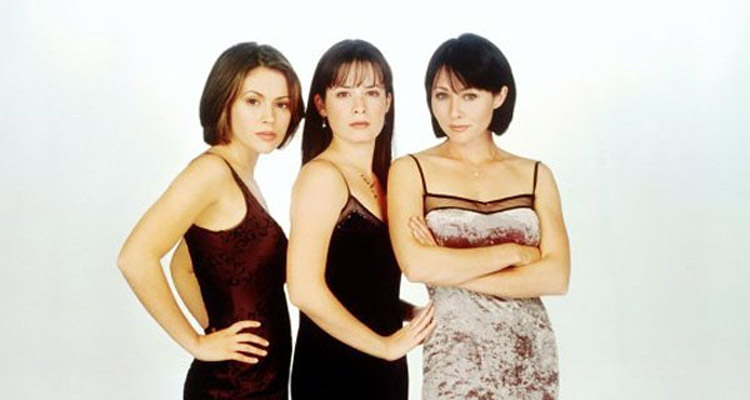 Charmed : Alyssa Milano, Holly Marie Combs et Shannen Doherty  sur 6ter dès le 26 octobre