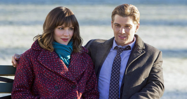 L'amour de mes rêves (TF1) :  Mike Vogel (Under the dome) découvre Katharine McPhee (Scorpion)