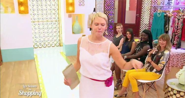 Les reines du shopping audrey divise cristina cordula et ses concurrentes sur m6 toutelatele - Reine du shopping m6 ...
