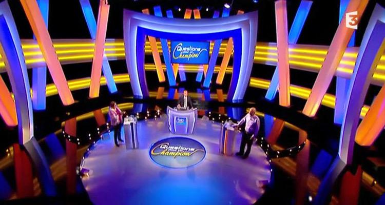 Questions Pour Un Champion Bernard Sempare De La Cagnotte Devant