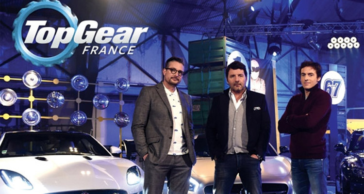 top gear saison 2 vincent lagaf jean pierre foucault arnaud tsamere et jean marc g n reux. Black Bedroom Furniture Sets. Home Design Ideas