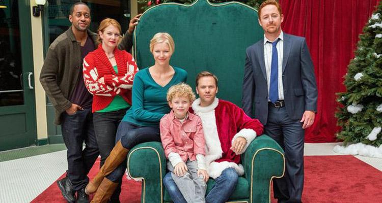 La Promesse De Noel.L Arnaque De Noël Tf1 Barry Watson 7 à La Maison Saura