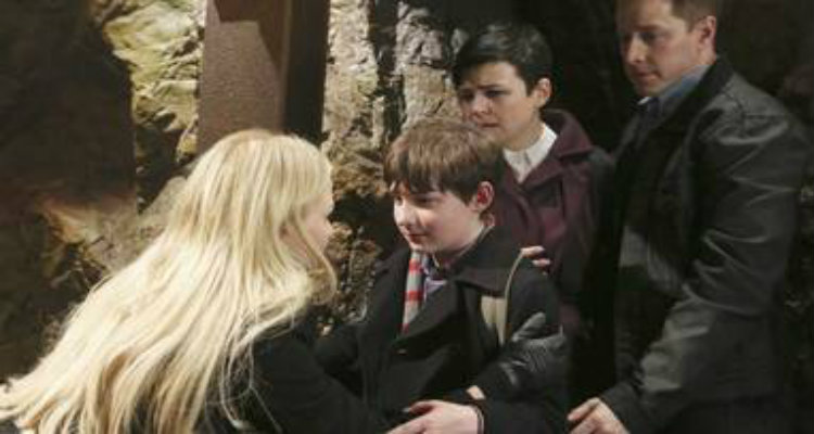Once Upon a Time : Mary Margaret et David tentent de sauver Storybrook et remontent les audiences