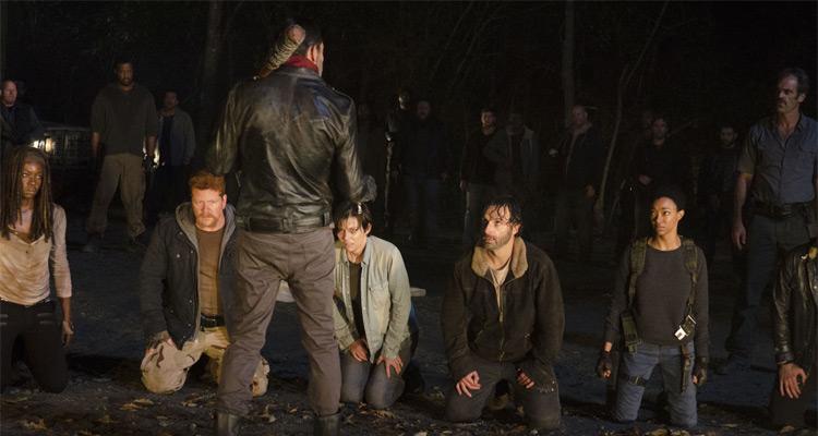 The Walking Dead Saison 6 L Identit 233 De La Victime De