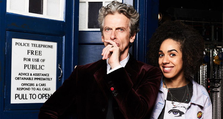 Doctor Who (saison 10) : Pearl Mackie remplace Jenna Coleman