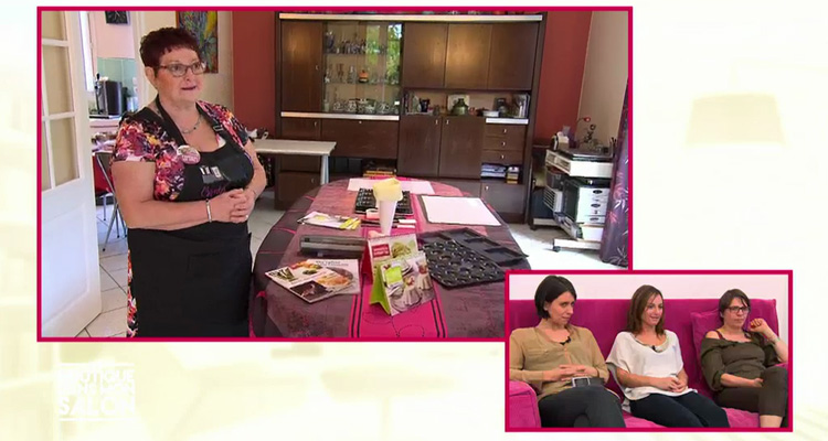 une boutique dans mon salon audiences en net retrait pour m6 chantal perd ses moyens. Black Bedroom Furniture Sets. Home Design Ideas
