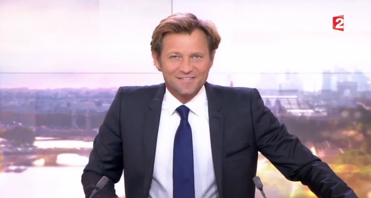 Audiences JT (samedi 17 septembre 2016) : Anne-Claire Coudray performante, Laurent Delahousse en nette baisse à 20h
